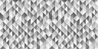 Abstract  gray geometric shapes on background Royalty Free Stock Photos