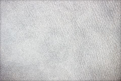 Abstract gray leather texture closeup background. Royalty Free Stock Photography