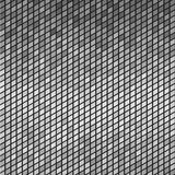 Abstract gray mosaic tiles background Stock Image