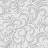 Abstract gray pattern Royalty Free Stock Image