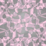 Abstract gray and pink background1 Stock Photography