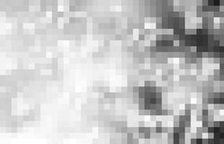 Abstract gray pixel background Stock Images