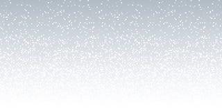 Abstract Gray Pixel Failing Technology Background Bedrijfs lichte achtergrond met pixel De grote Illustratie van de gegevensstroo Royalty-vrije Stock Fotografie