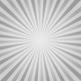 Abstract Gray rays background. Vector EPS 10 cmyk.  Royalty Free Illustration