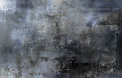 Abstract gray shapes, textures and pattern Royalty Free Stock Photos