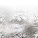 Abstract Gray Technology Background, vector Royalty-vrije Stock Afbeeldingen