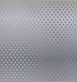 Abstract gray textured background. Abstract gray background with a reflective, metallic texture design or pattern Royalty Free Stock Photos