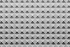 Abstract gray tile background. Made of small diamond like shapes. Concept of design and advertising. 3d rendering mock up Stock Photos