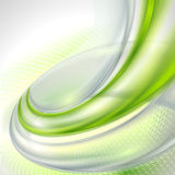 Abstract gray waving background Royalty Free Stock Photo