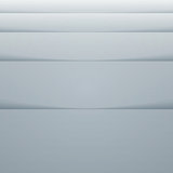 Abstract gray and white rectangle shapes Stock Photography
