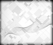 Abstract grayscale background Royalty Free Stock Images