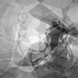 Abstract grayscale background Stock Image