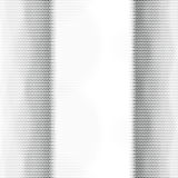 Abstract grayscale halftone background Stock Photos
