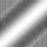 Abstract grayscale halftone background Stock Photography