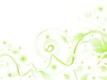 Abstract green Royalty Free Stock Photos