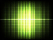 Abstract green. Abstract light green background with reflection Stock Images