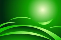 Abstract Green Royalty Free Stock Images