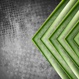 Abstract tech grunge background Royalty Free Stock Image