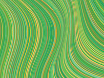 Abstract Green Background. Or Wallpaper Royalty Free Illustration