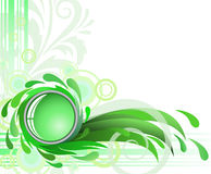 Free Abstract Green Background Stock Photo - 20655890