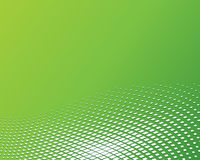 Abstract green background. 3d abstract dynamic green background Stock Photography