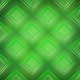Abstract green background. Abstract background in green with squares stock illustration