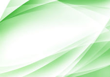Abstract green background. Abstract background from green with a gradient in white elements Royalty Free Stock Photos