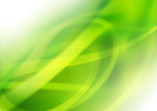 Abstract Green background. Green and yellow abstract background Royalty Free Stock Photo