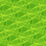 Abstract green background. Bright green lines. Geometric pattern in green colors. Royalty Free Stock Images