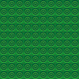 Abstract green background circles volume Stock Photo