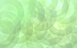 Abstract green background. Abstract circular background in green colours Royalty Free Stock Photo