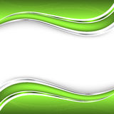 Abstract green background. Clip-art Royalty Free Stock Photos