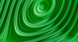 Abstract green background 3d illustration Royalty Free Stock Photo