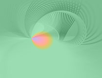 Abstract green background for design Royalty Free Stock Photography
