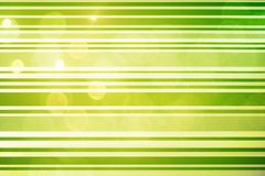 Abstract green background with lens flares Royalty Free Stock Images