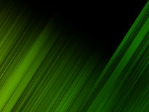 Abstract green background. With line Royalty Free Stock Images