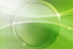 Abstract  green background Stock Photography