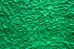Abstract green background texture cement wall. Royalty Free Stock Photos
