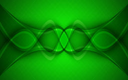 Abstract green background. Vector Stock Images