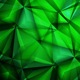 Abstract green background. Vector Stock Photo