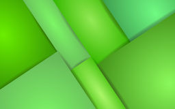 Abstract green background. Vector Illustration Royalty Free Stock Photography