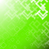 Abstract green background. Vector Illustration Stock Images