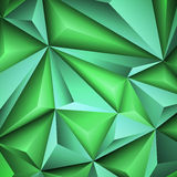 Abstract green background. Vector illustration 1 Royalty Free Stock Photo