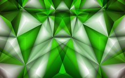 Abstract green background. Vector illustration 2 Royalty Free Stock Photo