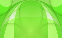 Abstract green background. Vector Illustration Stock Photos