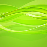 Abstract green background. Vector Illustration Royalty Free Stock Photos