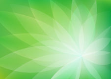 Abstract Green Background Wallpaper Stock Image