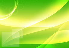 Abstract Green Background Wallpaper Stock Photography