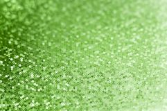 Abstract green batsground with small circles, for party invitati Stock Photo