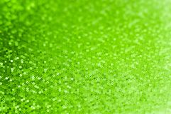 Abstract green batsground with small circles, for party invitati Royalty Free Stock Photography